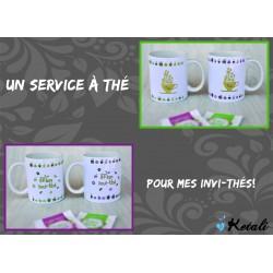 Service invités