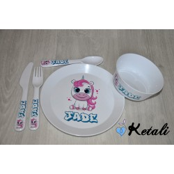 copy of Set repas Avion de...