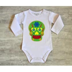 Body Tête de mort mexicaine...