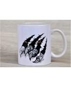 Mugs en céramique 330 ml personnalisable selon vos envies. N'hésitez pas à me contacter pour toute demande.